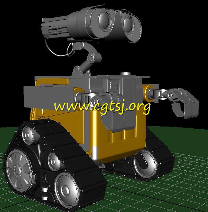 Maya模型ME22740的预览图1
