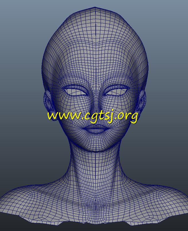 Maya模型ME23065的预览图2