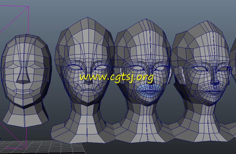 Maya模型ME23065的预览图3