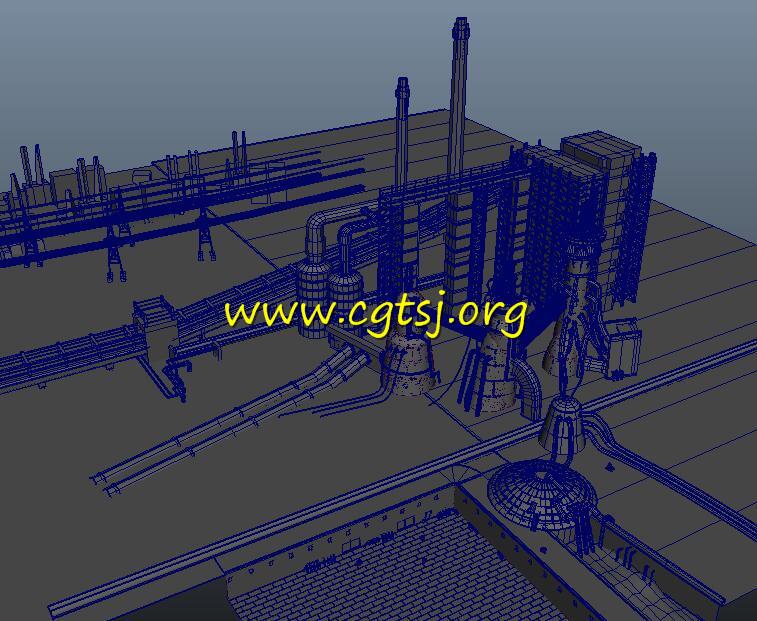 Maya模型ME23098的预览图1