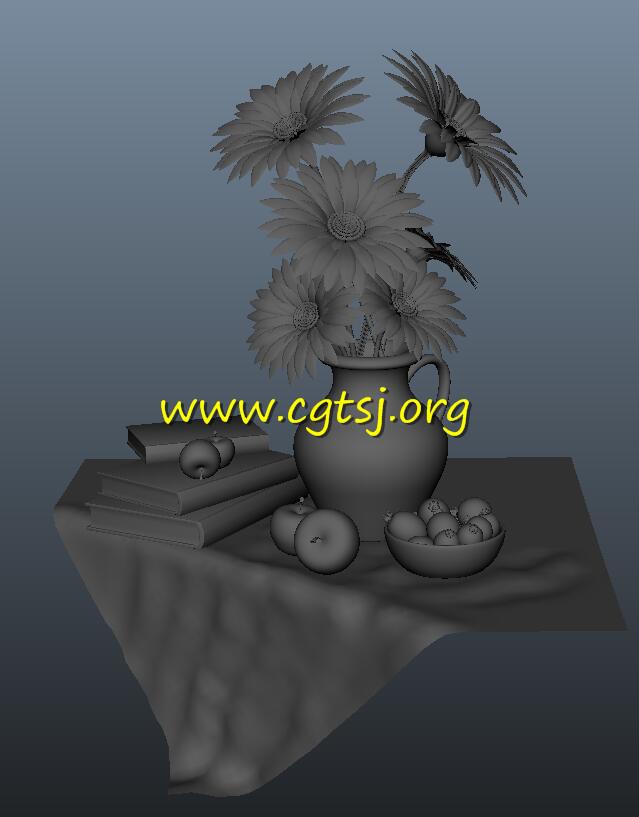 Maya模型ME23132的预览图2